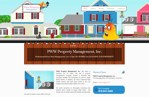 PWW PROPERTY MANAGEMENT